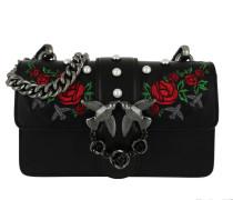 Love Jewel Shoulder Bag Mini Black