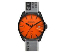 Uhr MS9 Men Watch Black/GreySilver