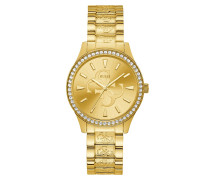 Uhr Women Quartz Watch Anna Gold