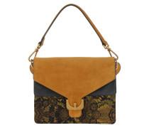 Ambrine Fabric Umhängetasche Bag Gel.R/Fume gelb