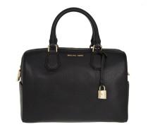 Tasche - Mercer MD Duffle Bag Leather Black - in schwarz - Henkeltasche für Damen