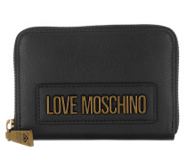 Portemonnaie Wallet Smooth Nero