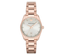 Armbanduhr - Ladies New Tazio Wristwatch Rosé