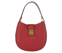 Patricia Park Avenue Hobo Medium Ruby Tan Bag