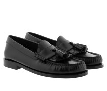 Ballerinas Luco Loafer Polished Calfskin Nero