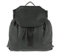 Intrecciato Backpack Ardoise Rucksack