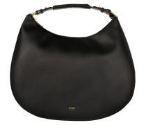 Aja Hobo Large Pacato Black Bag