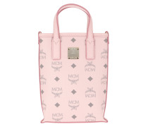 Tote Essential Visetos Mini Crossbody Bag With Handle Powder Pink