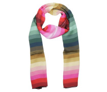 Schal - Scarf Stripes Multicolor