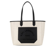 Tote Journey Natural Black