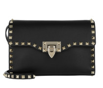 Rockstud Small Umhängetasche Bag Black