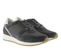 Emily 9A Smoke Grey Sneakers Sneakerss grau