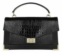 Crossbody Bags Medium Bag Emily Croco Metallerie