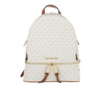 Rucksack Rhea Zip MD Backpack Vanilla
