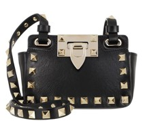 Crossbody Bags Rockstud Mini Bag Leather