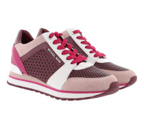 Billie Trainer Mulberry Sneakers