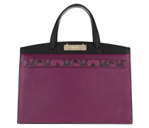 Tote Milano Medium Bag Dark Purple
