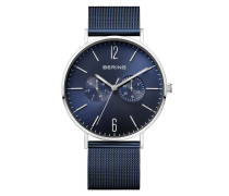 Uhr Watch Classic Men Blue