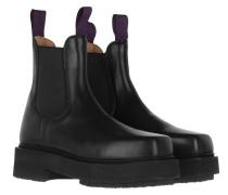 Boots Ortega Leather Black