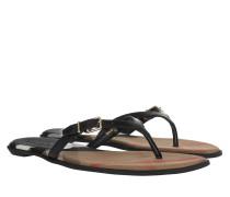 Maedow Flip Flop Sandal Black Sandalen