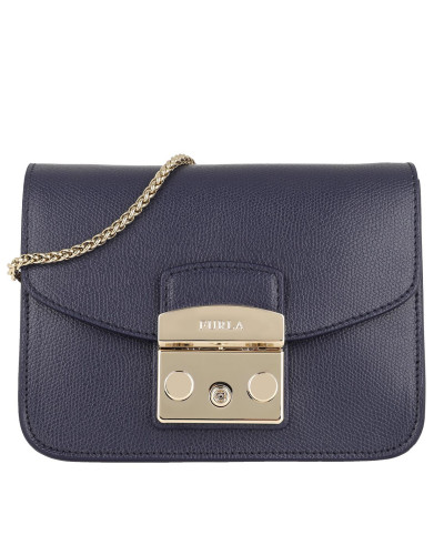 Umhängetasche Metropolis Mini Crossbody Bag Blue Notte