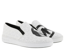 Sneakers Keaton Slip On White