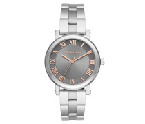 Ladies Norie Watch Silver Armbanduhr silber