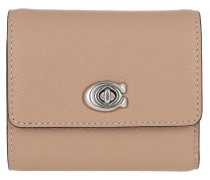 Portemonnaie Small Flap Wallet Taupe
