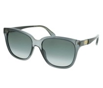 Sonnenbrille GG0790S-001 56 Sunglass WOMAN INJECTION Grey