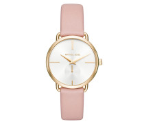 Portia Watch Rose Armbanduhr