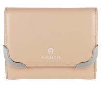 Amber Wallet Sand Portemonnaie