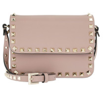 Rockstud Shoulder Bag Powder Umhängetasche