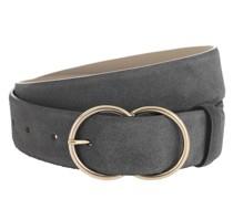 Gürtel Belt Grey