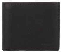 Portemonnaie Compact ID Wallet Black