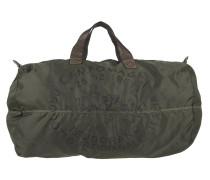 Stampa Vela Weekender Militare Tinto Bowling Bags braun