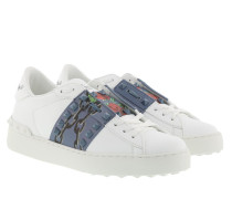 Sneakers Untitle Undecover Leather White