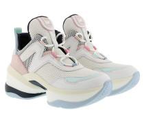 Sneakers Olympia Cream Multi