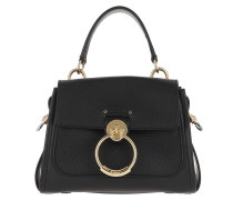 Umhängetasche Tess Day Mini Crossbody Bag Leather Black