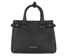 Tasche - House Check Derby Tote Bag Black Small
