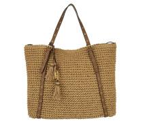 Hayden Tote Bag Natural braun