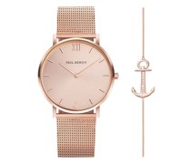 Uhr Set Perfect Match Watch Sailor Line And Anchor Spi
