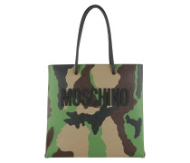 Camouflage Tote Bag Multicolor