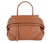 Wave Shoulder Bag Mini Brandy Chia