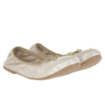 Nikaia Amilia Ballerina Lfe Taupe Ballerinas