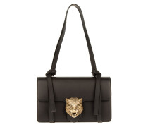 Tasche - Knotted Shoulder Bag Tiger Black