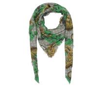 GG Bengal Modal Silk Shawl Ebony/Multi Schal beige