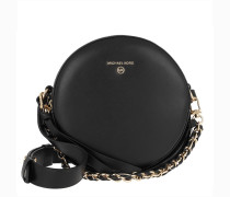 Umhängetasche Delancey MD Circle Crossbody Bag Black