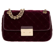 Sloan Large Chain Shoulderbag Velvet Plum