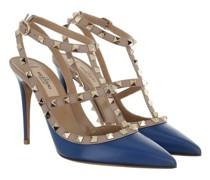 Pumps & High Heels Rockstud Ankle Strap Pump Leather