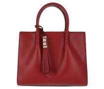 Shopping Bag Mini Red Umhängetasche